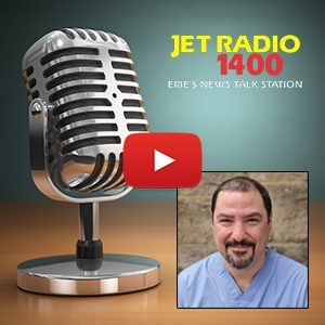Jet Radio Erie News Talk Station Interview With Dr. Doner